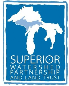 Superior Watershed Partnership and Land Trust logo